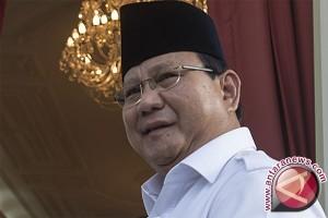 Prabowo: Jakarta Punya Gubernur Baru
