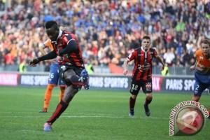 Balotelli Cetak Dwigol, Nice Atasi Dijon 2-1