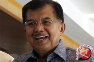 "Wapres: Kasus e-KTP Tidak Akan Sebabkan ""Turbulensi"" Politik"