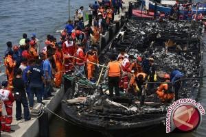 KNKT To Clarify Passenger Manifest of Burning Ship: Minister