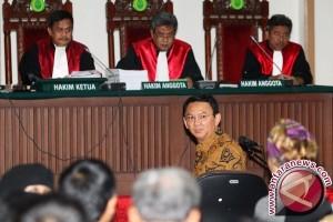 Hakim: Bukti-bukti Pelapor Ahok Dapat Diterima