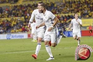 Madrid ke-16 Besar Liga Champions Benzema dan Ronaldo Dua Gol