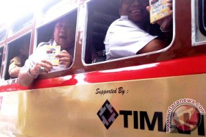 PT Timah Luncurkan Pownis City Tour
