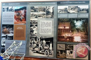 PT Timah Renovasi Museum Timah Indonesia