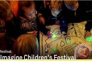 Buku Cerita Indonesia Meriahkan Imagine Children's Festival di London
