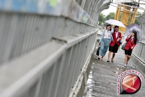 BMKG Pangkalpinang: Babel Hujan Ringan dan Sedang