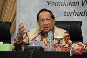 Pimpinan MPR Sosialisasi Empat Pilar di Bitung
