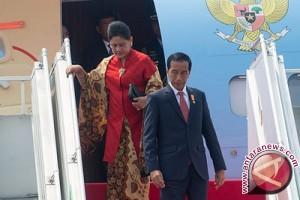 Presiden Tiba di Jakarta Rampungkan Kunjungan di Arab