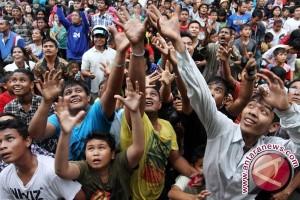 "Warga Muslim Keturunan India di Kota Padang Gelar ""Serak Gulo"""