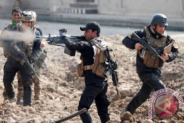 ISIS Terkepung di Mosul Barat, Menunggu Kematian