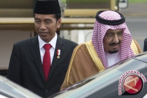 Presiden Telepon Raja Salman Untuk Ucapkan Selamat Jalan