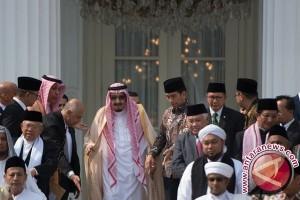 Raja Salman Puji Kerukunan Antarumat Beragama Indonesia