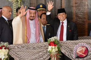 Raja Salman Ke DPR