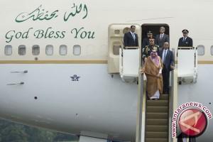 Rombongan Besar Raja Arab