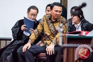 Jaksa Nilai Saksi Ahok Tidak Konsisten