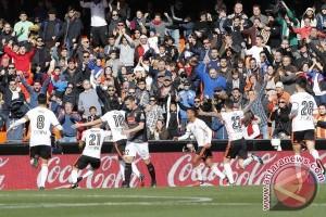 Gol Munir Selamatkan Valencia Dari Kekalahan Memalukan Kontra Gijon