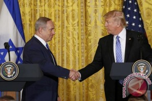Israel, Sumber Rahasia Negara Yang Dibocorkan Trump Kepada Rusia