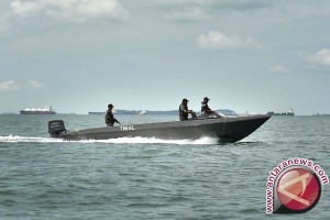 TNI AL Tangkap Dua Kapal Buronan Malaysia