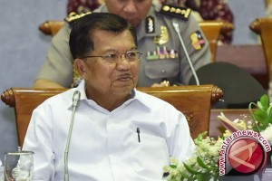 Wapres Kalla Menerima Delegasi Dewan Bisnis AS-Asean