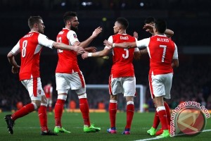 Laga Arsenal vs City Sangat Menentukan