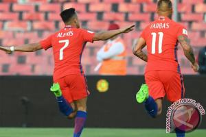 Kalahkan Venezuela 3-1, Chile Berpeluang Lolos Langsung ke Rusia
