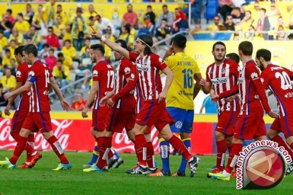 Atletico Madrid balas dendam terhadap Real untuk menangi Piala Super