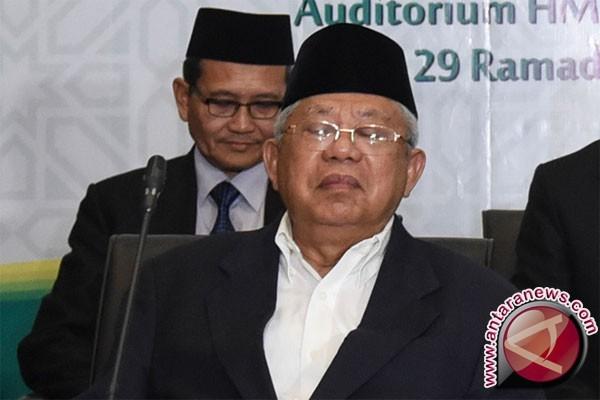Ma'ruf Amin: Presiden Tingkatkan Regulasi Sekolah Lima Hari