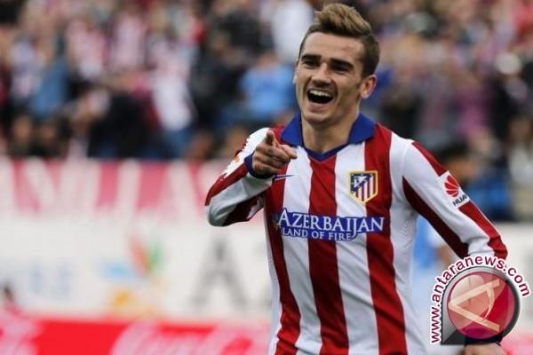 Atletico menang 3-0 di kandang Huesca