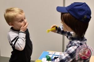 Robot Inggris Bantu Anak-Anak Autis Latih Ketrampilan Sosial