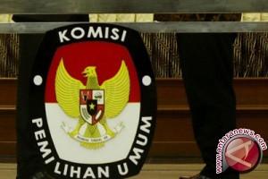 KPU Banten Tetapkan Cagub/Cawagub Terpilih