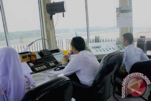 Petugas ATC Soetta Dibebastugaskan Terkait Tubrukan Garuda-Sriwijaya