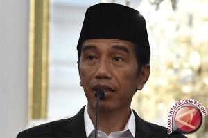 Presiden Joko Widodo Gelar Silaturahim Dengan Khalayak di Istana Negara