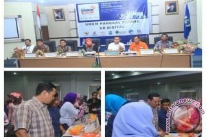 Wali Kota Pangkalpinang Hadiri Peluncuran UMKM Go To Online