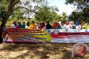 Dinkes Gelar Pemeriksaan Kanker Peringati Hari Kartini