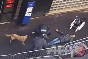 Indonesia Comdemns Paris Shooting