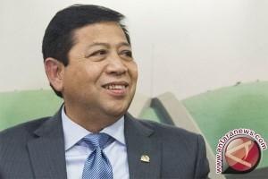 Setya Novanto Hargai Langkah Pemerintah Ingin Bubarkan HTI
