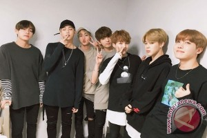 BTS Kalahkan Ariana Grande di Shorty Awards