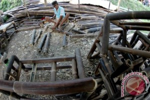 Denyut Kerajinan Bambu Bangli tak Pernah Terhenti