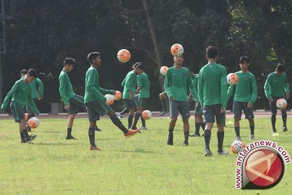 Timnas U-16 anggap Jenesys pemanasan Piala Asia