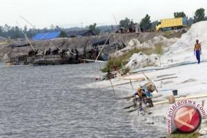 Warga dan Penambang Timah di Hutan Desa Malik Sepakat Hentikan Penambangan