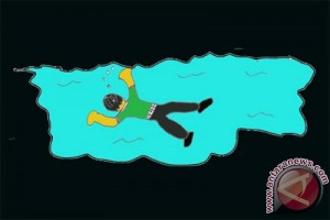 Guru Pulau Terpencil Ditemukan Tewas Tenggelam