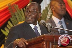 Presiden Zimbabwe Dikudeta