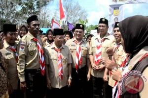 Menteri Agama Tinjau Fasilitas PPMN III di Bangka Tengah