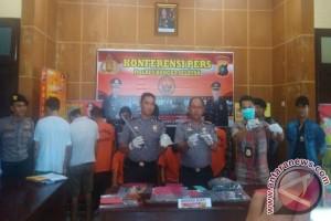 Polres Bangka Selatan Optimalkan Operasi Pekat Menumbing