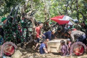 TNI AD Lakukan Investigasi Kecelakaan Latihan Natuna