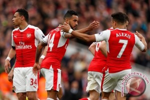 Arsenal Gagal ke Liga Champions Pertama Kalinya di Tangan Wenger
