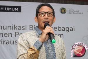 Sandiaga Uno Sarankan Pengusaha Tak Terjun ke Politik