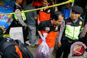 Densus Datangi Kediaman Terduga Teroris di Kabupaten Bandung Barat