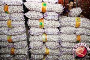 Harga Bawang Putih di Pangkalpinang Rp.55.000 Per Kg