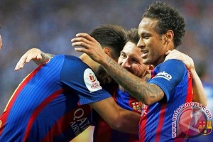 Barcelona Juara Piala Raja Usai Tundukkan Alaves 3-1